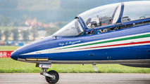 "M.M 54518 - Italy - Air Force ""Frecce Tricolori"" Aermacchi MB-339-A/PAN aircraft"