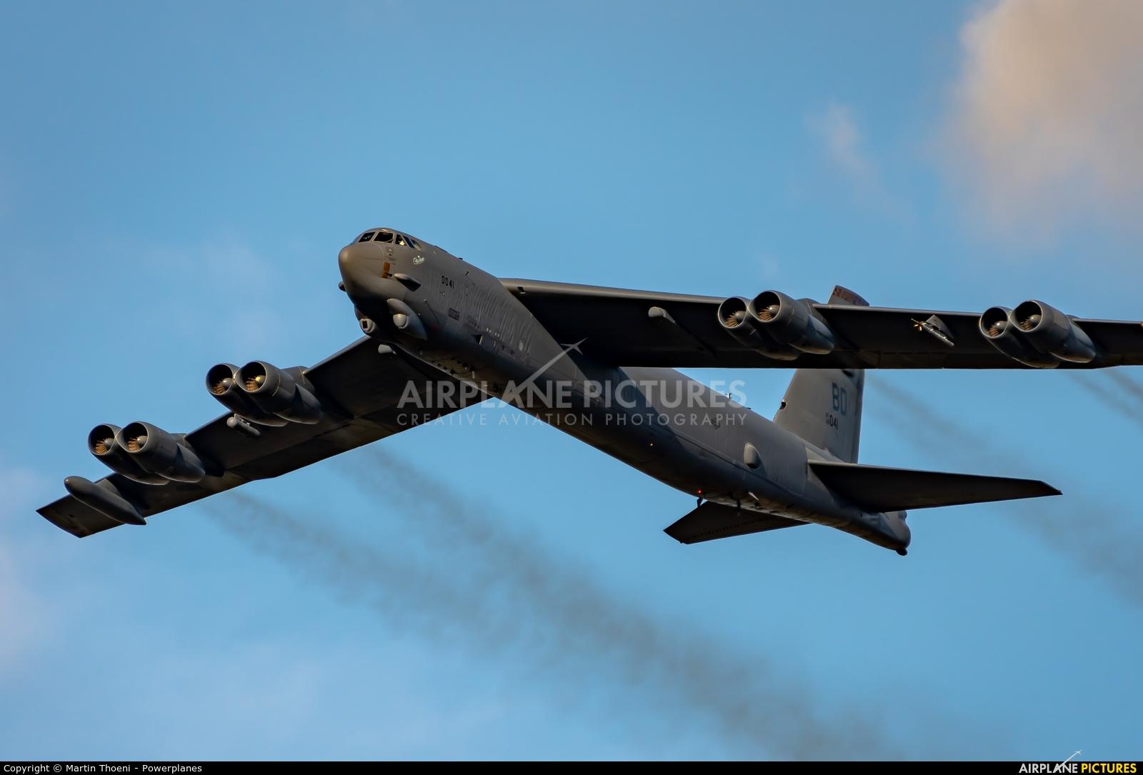 USA - Air Force 60-0041 aircraft at Leopoldsburg - Beverlo