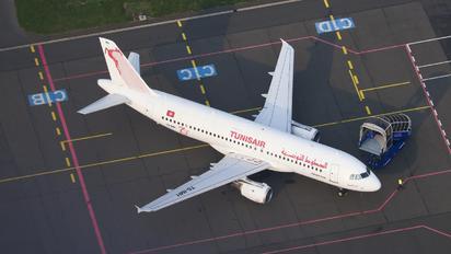 TS-IMH - Tunisair Airbus A320