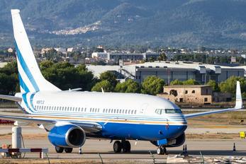 N887LS - Las Vegas Sands Boeing 737-700 BBJ