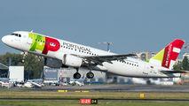 CS-TNW - TAP Portugal Airbus A320 aircraft