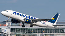 TS-INO - Nouvelair Airbus A320 aircraft