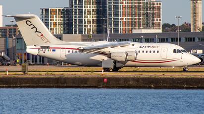 EI-RJF - CityJet British Aerospace BAe 146-200/Avro RJ85