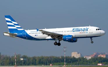 SX-EMY - Ellinair Airbus A320