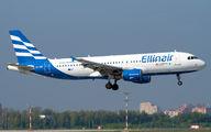 SX-EMY - Ellinair Airbus A320 aircraft