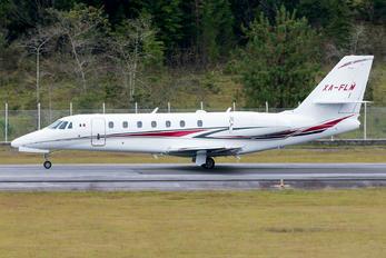XA-FLM - Private Cessna 680 Sovereign