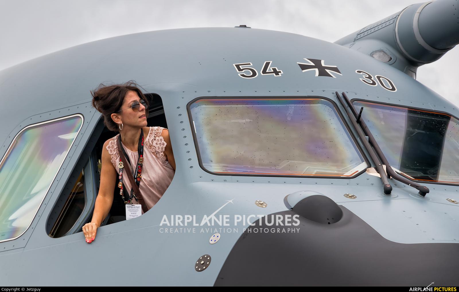 - Aviation Glamour 54+30 aircraft at Abbotsford, BC