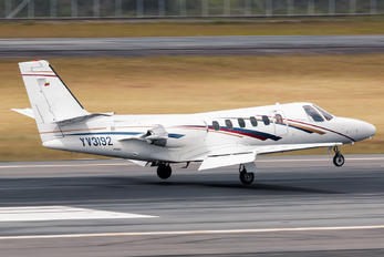 YV3192 - Private Cessna 550 Citation II