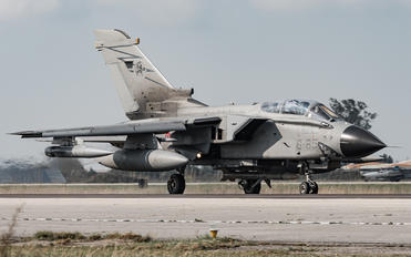 MM7055 - Italy - Air Force Panavia Tornado - ECR
