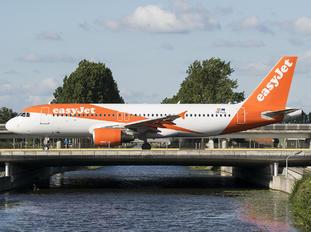 OE-IJL - easyJet Europe Airbus A320