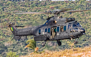 5003 - Brazil - Army Eurocopter EC725 Caracal