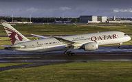 A7-BCR - Qatar Airways Boeing 787-8 Dreamliner aircraft