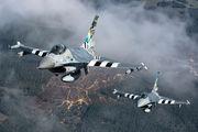 FA-124 - Belgium - Air Force General Dynamics F-16AM Fighting Falcon aircraft