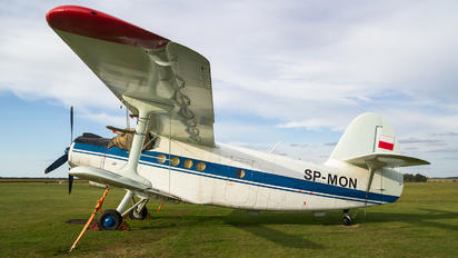 SP-MON - Private PZL An-2