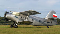 SP-ZET - Private Antonov An-2 aircraft