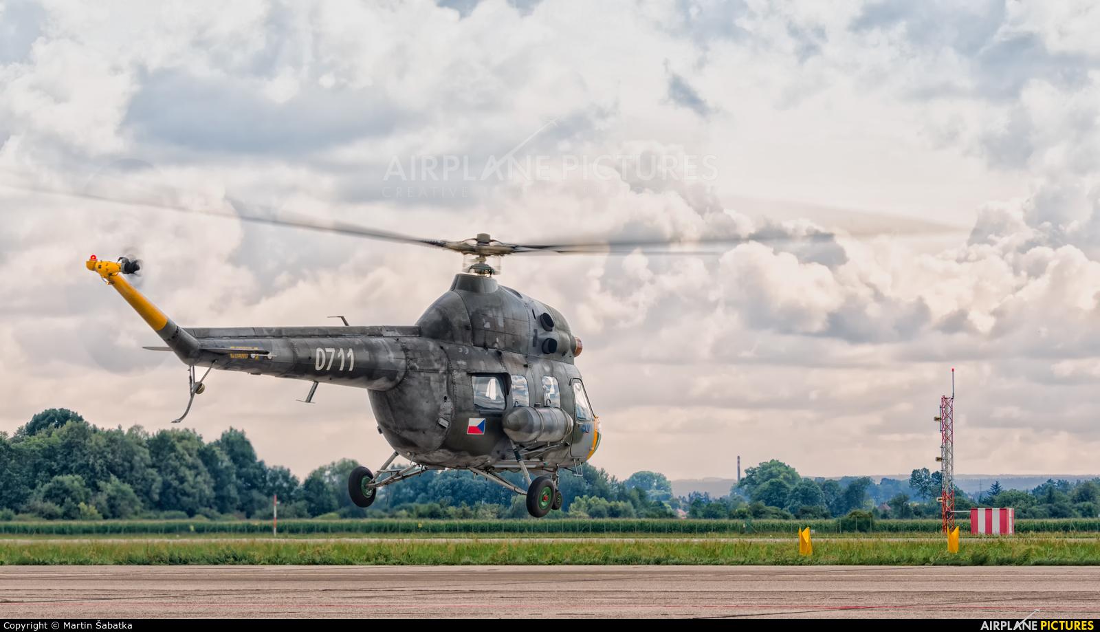 Czech - Air Force 0711 aircraft at Pardubice