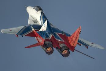 "RF-91933 - Russia - Air Force ""Strizhi"" Mikoyan-Gurevich MiG-29S"