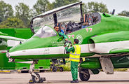 8816 - Saudi Arabia - Air Force: Saudi Hawks British Aerospace Hawk 65 / 65A aircraft