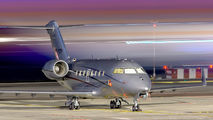 PT-STP - Private Bombardier Challenger 605 aircraft