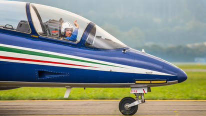 "M.M 54518 - Italy - Air Force ""Frecce Tricolori"" Aermacchi MB-339-A/PAN"