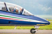 "M.M 54514 - Italy - Air Force ""Frecce Tricolori"" Aermacchi MB-339-A/PAN aircraft"