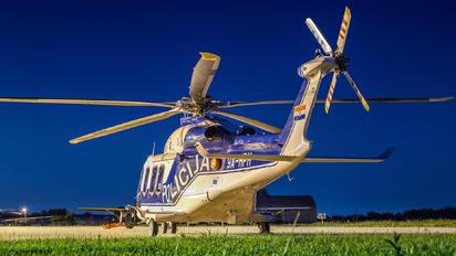 9A-HPH - Croatia - Police Agusta / Agusta-Bell AB 139