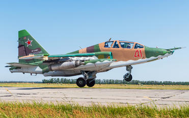 41 - Russia - Air Force Sukhoi Su-25UB