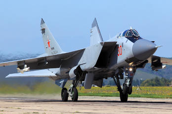 RF-92443 - Russia - Air Force Mikoyan-Gurevich MiG-31 (all models)