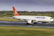 TC-LJN - Turkish Cargo Boeing 777F aircraft