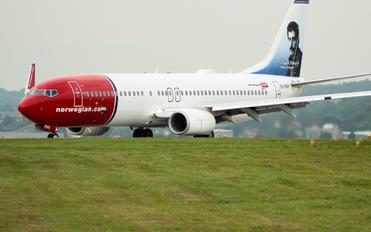 EI-FVX - Norwegian Air International Boeing 737-800