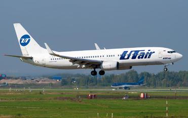 VQ-BJG - UTair Boeing 737-800