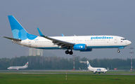 VQ-BWI - Pobeda Boeing 737-800 aircraft