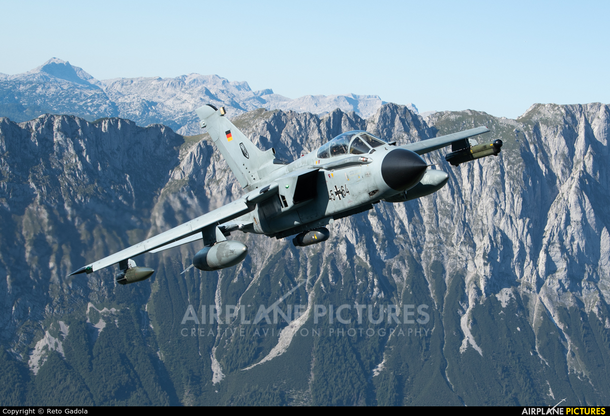 Germany - Air Force 45+64 aircraft at In Flight - Austria
