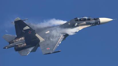 75 - Russia - Navy Sukhoi Su-30SM