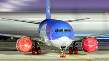 G-TUMF - TUI Airways Boeing 737-8 MAX aircraft