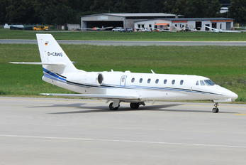 D-CAWS - Aerowest Cessna 680 Sovereign