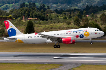 HK-5202 - Viva Colombia Airbus A320