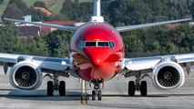 EI-FVM - Norwegian Air International Boeing 737-800 aircraft