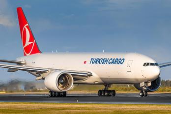 TC-LJN - Turkish Cargo Boeing 777F
