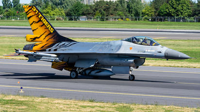 FA-116 - Belgium - Air Force General Dynamics F-16A Fighting Falcon