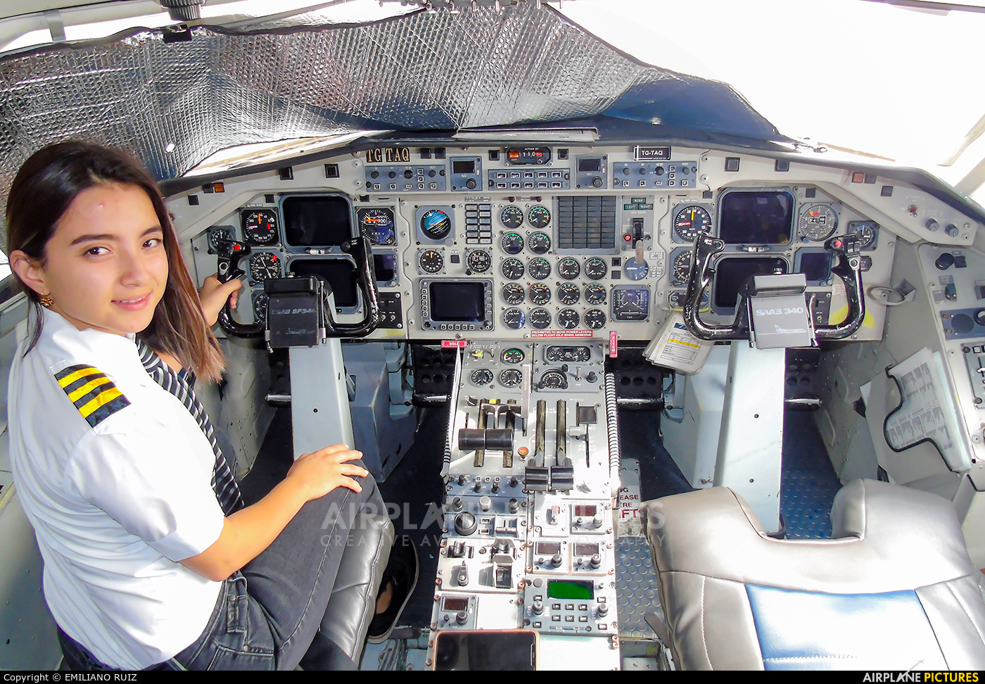 - Aviation Glamour MGGT aircraft at Guatemala - La Aurora