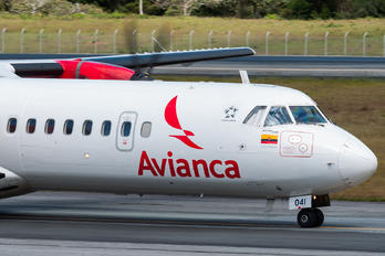 HK-5041 - Avianca ATR 72 (all models)