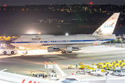 N747NA - NASA Boeing 747SP aircraft