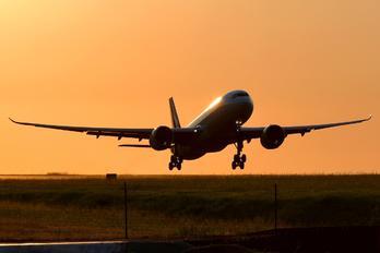 3B-NBV - Air Mauritius Airbus A330neo