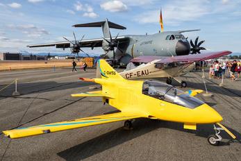 C-GWSS - Private Bede BD-5B