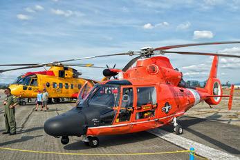 6521 - USA - Coast Guard Aerospatiale AS365 Dauphin II