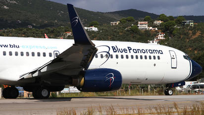9H-GAW - Blue Panorama Airlines Boeing 737-800