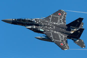 92-8096 - Japan - Air Self Defence Force Mitsubishi F-15DJ