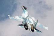 RF-81719 - Russia - Air Force Sukhoi Su-35S aircraft