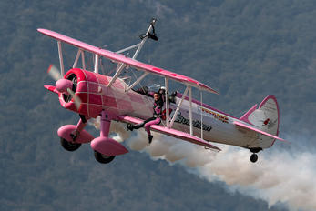 N450D - Private Boeing Stearman, Kaydet (all models)